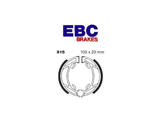 Picture of EBC Brake Shoes 815
