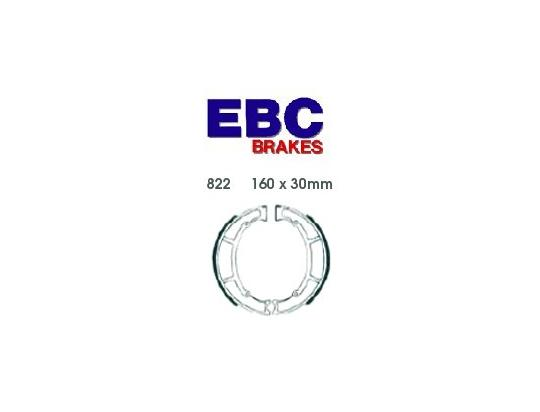 Picture of EBC Brake Shoes 822G