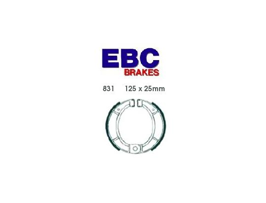 Picture of EBC Brake Shoes 831G