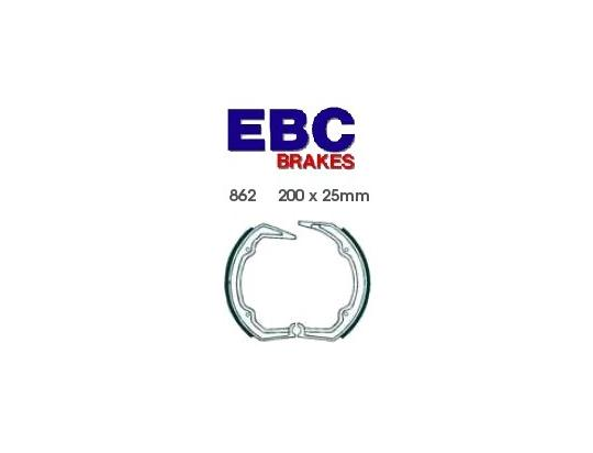 Picture of EBC Brake Shoes 862