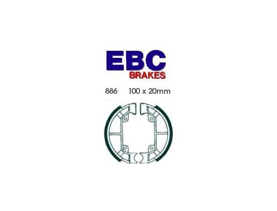 Picture of EBC Brake Shoes 886