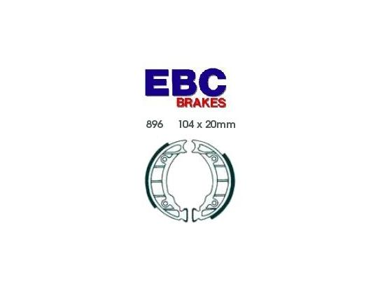 Picture of EBC Brake Shoes 896