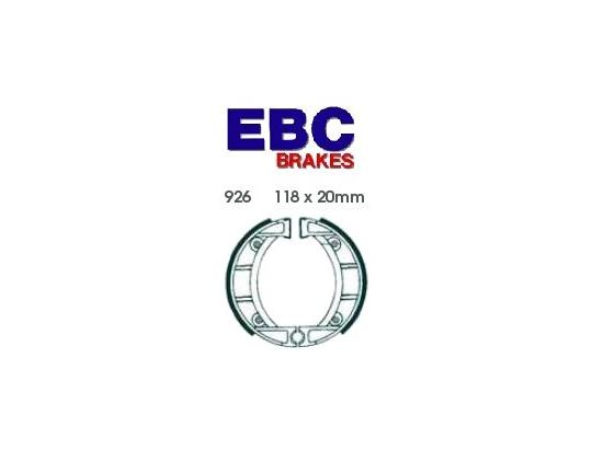 Picture of EBC Brake Shoes 926
