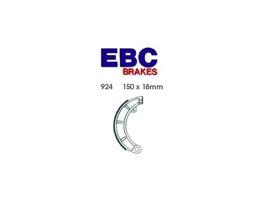 Picture of EBC Brake Shoes 924