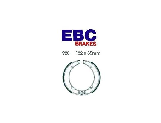 Picture of EBC Brake Shoes 928