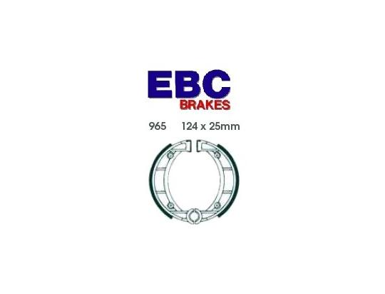 Picture of EBC Brake Shoes 965
