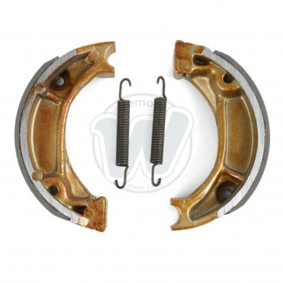Picture of Honda SK 50 DIO (Drum Front) 98 Brake Shoes Front EBC Standard