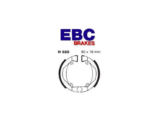 Shoes Rear EBC Standard