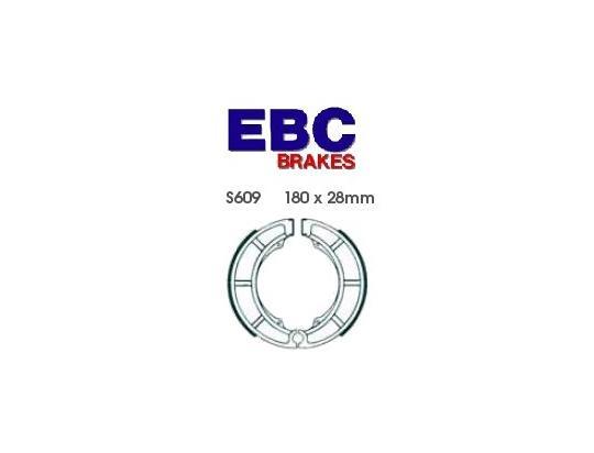 Picture of Suzuki GT 250 K 73 Brake Shoes Rear EBC Standard