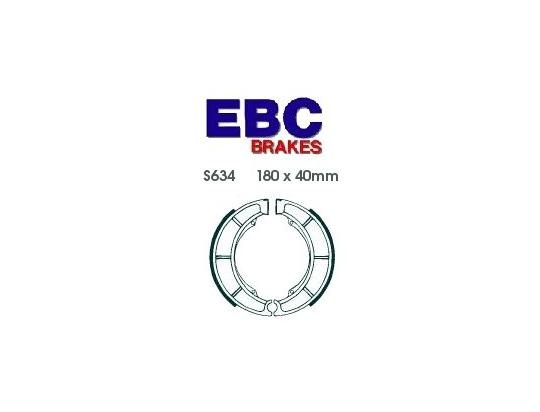 Picture of EBC Grooved Brake Shoes S634G