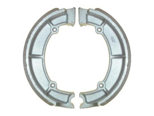 Picture of Kawasaki Z 400 (KZ 400 J1) 4 Cylinder 80 Brake Shoes Rear Pattern