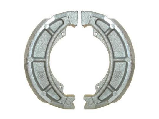 Picture of Suzuki GP 100 UX Drum Brake Model 79-92 Brake Shoes Front Pattern