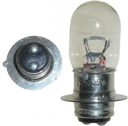 Picture of Headlight Bulb P15D MPF 12V 15/15W