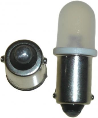 Picture of Instrument Bulb BA9S LED 12V replace 2W - 4W
