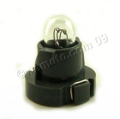 Picture of Instrument Bulb and Holder Honda 12V 3.4W