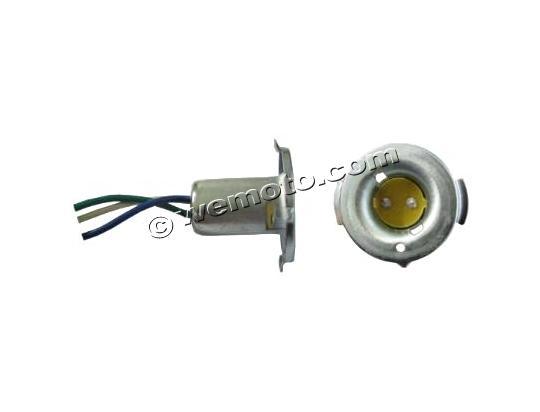 Picture of Headlight Bulb BA20D Bosch - Holder