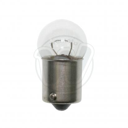 Picture of Indicator Bulb BA15S 12V 15W Clear