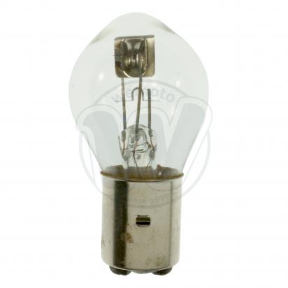 Picture of Headlight Bulb BA20D Bosch Fitting 12V 45/40W