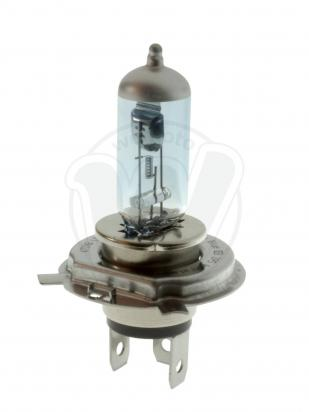 Picture of Headlight Bulb Halogen P43T 12v 60/55W  Blue Tint
