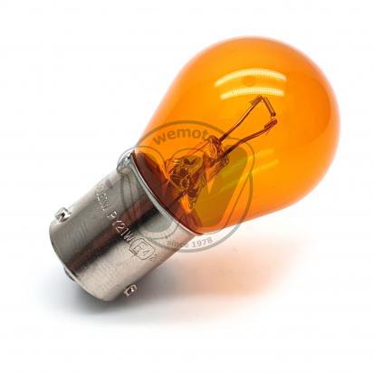Picture of Indicator Bulb as Honda 34904-K04-931  21W Amber