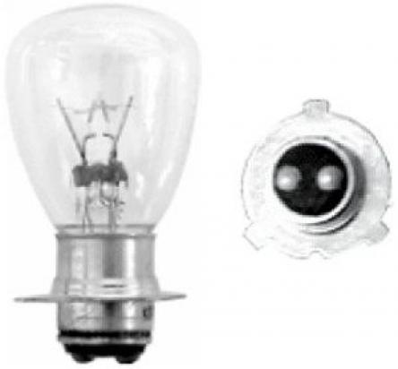 Headlight Bulb 6V 25/25W 3 Lug