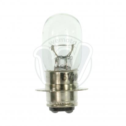 Headlight Bulb P15D MPF 6V 18/18W