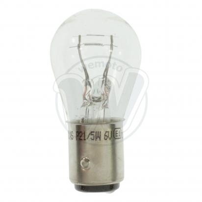Picture of Stop/Tail Bulb 6V 21/5W BAY15D