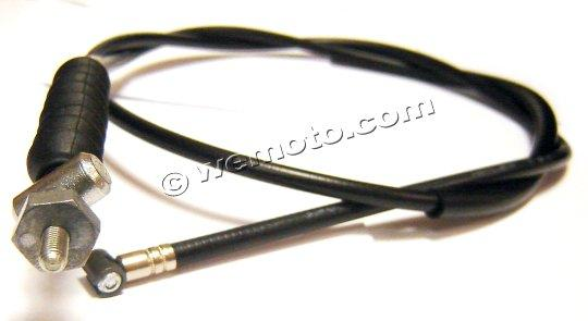 Picture of Suzuki TS 100 K/L/M 73-75 Front Brake Cable (Genuine Manufacturer Part OEM)
