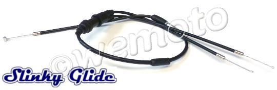 Picture of Choke Cable - Honda XRV750 - Slinky Glide