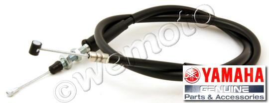Picture of Yamaha TRX 850 96 Clutch Cable (Genuine Manufacturer Part OEM)
