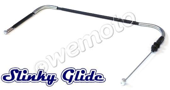 Picture of Exhaust Valve Cable Pull - Slinky Glide