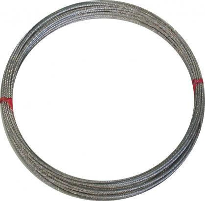 Picture of Bowden Steel Inner Cable 2.00 mm ideal Clutch - Brake - Per Metre