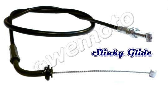 Throttle Cable A (Pull) by Slinky Glide (Alternative Fitment)