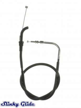 Picture of Throttle Cable - Triumph Speed Triple <1996 (Carbs) - Slinky Glide