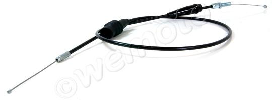 Picture of Kawasaki KX 125 K4 97 Throttle Cable A (Pull)