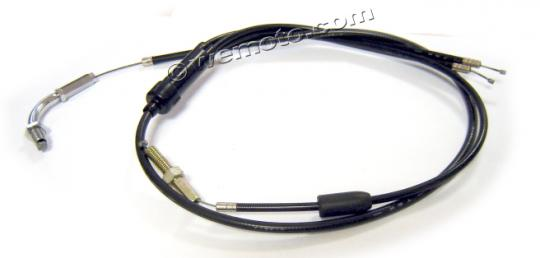Picture of Suzuki GT 125 N 80-82 Throttle Cable A (Pull)