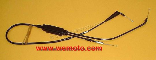 Picture of Throttle Cable A (Pull) Genuine Manufacturer Part (OEM)