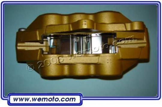 Picture of Complete Caliper - Suzuki GSX-R1000 K1/K2 - Front Right