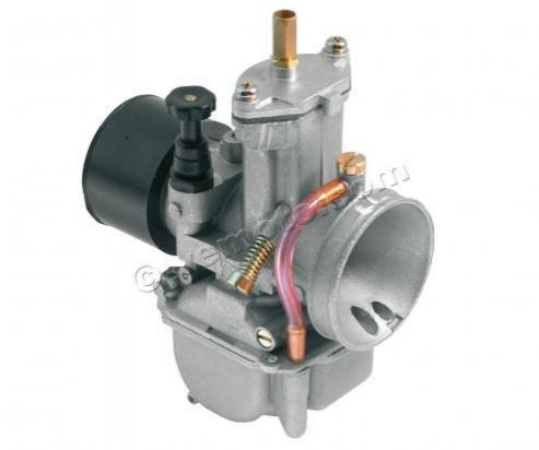 Picture of Carburettor Flat Slide 24mm - VCarburator