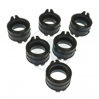 Inlet Rubbers - Set of 6 - As Honda - GL1500 [AE6855]