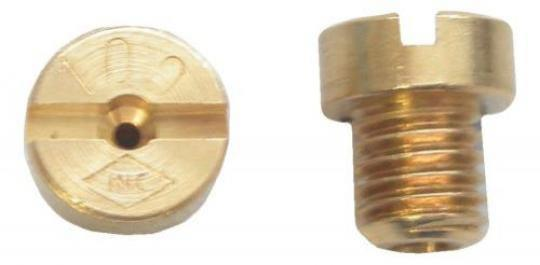 Picture of Dell Orto Brass Jets 5mm Thread 7mm Head - 078