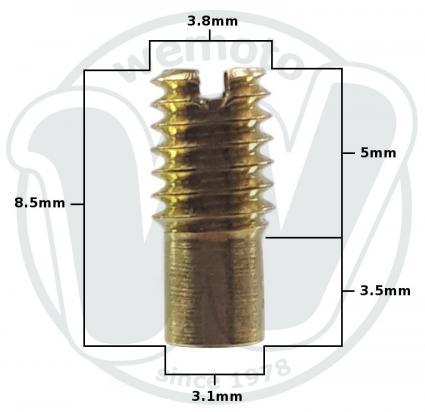 Picture of Carburettor - Leak Jet / Power Jet