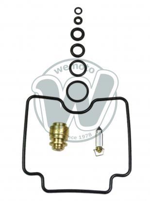 Picture of Carburettor Float Bowl Repair Kit SUZUKI GSX750F 98-06 GSF1200K 01-06