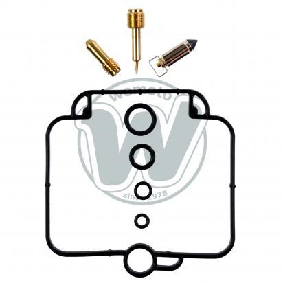 Carburetor Float Bowl Repair Kit - Triumph Tiger, Sprint, Thunderbird,  Trophy, Trident, Adventurer 900 MIKUNI CARB Models - Tourmax [AE0860]