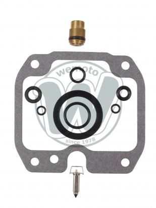 Carburettor Gasket and Float Valve Kit