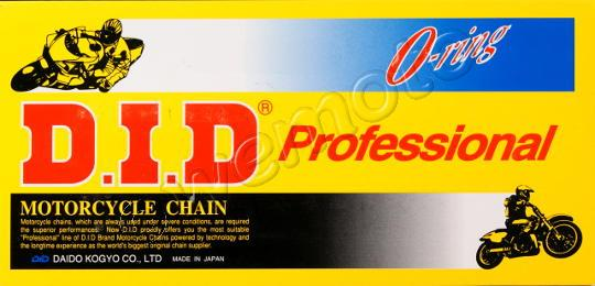 Picture of Chain 630x98 DID V Super Heavy Duty O-Ring