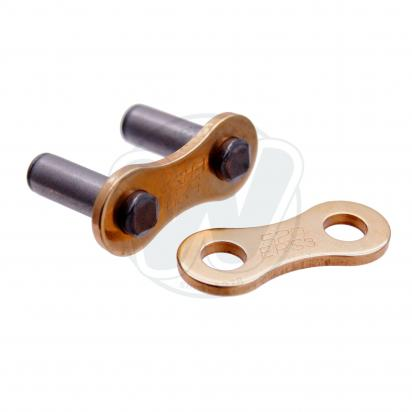 Picture of Rivet Link for DID 520 ERS3 Gold Racing Chain ZJ