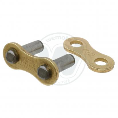 Picture of Spring Link for DID 520 ERS3 Gold Racing Chain ZJ