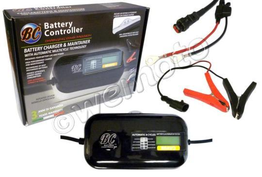 Picture of 12 v Battery Charger And Tester Bravo Series By BC - EU Plug