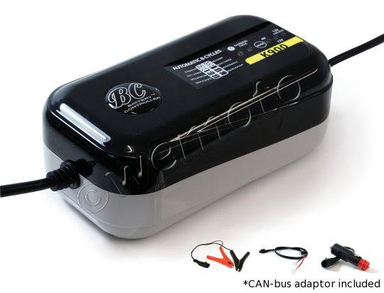 Picture of 12 v Battery Charger K900 Series - EU Plug